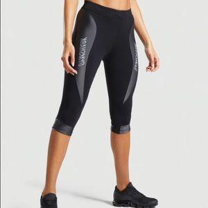 Gymshark Turbo Crop Legging